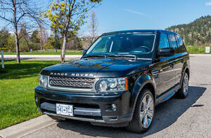2011 Land Rover Range Rover  Super Charged Sport Edition