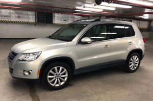 Volkswagen Tiguan 2.0T 4motion Highline 2011 , Bas millage !!!