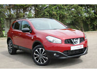 2013 13 Nissan Qashqai 1.5dCi 360 5 DOOR DIESEL MANUAL