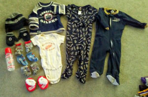 Sports clothing ages 12-18 months, 2t, 3t, and 4t!!