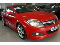 2007 VAUXHALL ASTRA SRI PLUS CDTI Red Manual Diesel