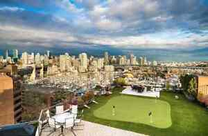 Amazing Waterfront Penthouse, 5400 sq ft of views+outdoor space