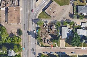 Edmonton Glenora Lot: New House Potential