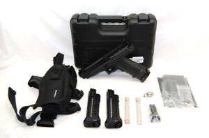 Brand New Tiberius Arms T8.1 Paintball Gun Player's Pack