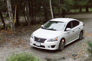 2013 Nissan Sentra Lease Takeover (Low KM + only 7 mos left)