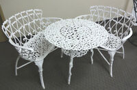 Outdoor furniture Showroom Sample Clearance Sales