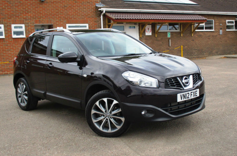 2012 12 nissan qashqai 2wd tekna 5 door diesel manual in coleford gloucestershire. Black Bedroom Furniture Sets. Home Design Ideas