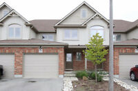 Bright and Beautiful Executive Townhome in Guelph ON