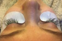 Full set of eyelash extensions starting from $120 !!