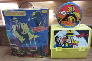 Vintage Dick Tracy Toys