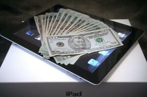 Sell your ipad at best price in GTA