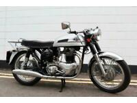 1962 Norton 650SS - Restored Matching Engine & Frame Numbers