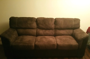 Couch and household items for sale