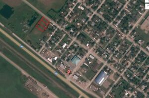 ROULEAU - 3 connected lots in town, ready for build Regina Regina Area image 4
