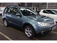 2012 (62) SUBARU FORESTER 2.0D 147 XS TURBO DIESEL MANUAL