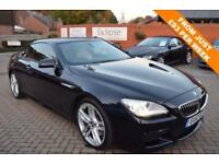 2012 12 BMW 6 SERIES 3.0 640D M SPORT 2D AUTO 309 BHP DIESEL