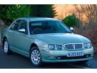 2003 Rover 75 2.0 V6 Connoisseur SE 4dr