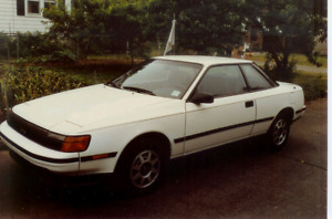 WANTED: 1988 Toyota celica