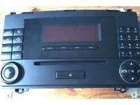 Mercedes B Class CD Radio Head Unit MF2750