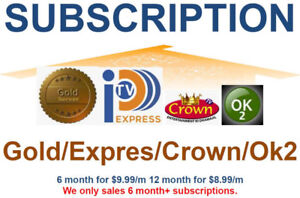 $$$ SUBSCRIPTION SPECIAL! - Free trial $$$