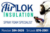 SprayFoam, AIRLOK INSULATION LTD, 30 years in Spray Foam,