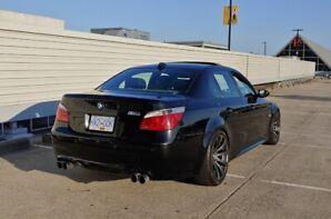 2006 BMW M5 V10 with 83,000km ~~ Quick Sale Price