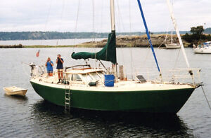 Wanted 36-44 ft cruiser to sail and liveaboard