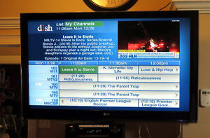 """55"""" LG LCD Flat Screen TV w/ Stand, Remote - Perfect Condition"""