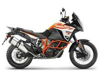 KTM 1290 Adventure R 1290 P/X over-allowance!