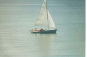 17ft O'DAY Day Sailor