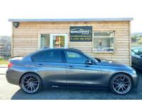 2016 BMW 318d Sport 4dr