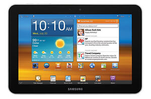 Samsung Galaxy Tab GT-P7510 16GB, Wi-Fi, 10.1in - Gray