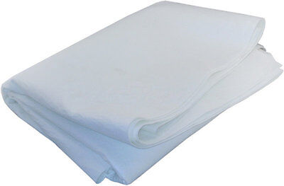 Raw Polyester Filter Media Felt Sheets Bag Material Liquid Water Oil Dust Dirt ()