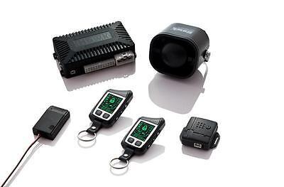 2 WAY FM TO FM LCD CAR ALARM REMOTE ENGINE STARTER CENTRAL LOCKING MICROWAVE UK