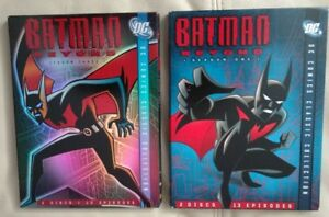 Batman Beyond TV series on DVD Season 1 and 3. $20.00 for both s