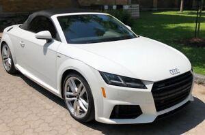 Audi TT 2.0T ** S-LINE ** QUATTRO 2016