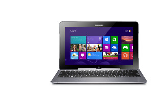 Samsung Laptop with touchscreen