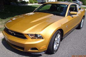 2010 Ford Mustang V6 4.0L PONY PACKAGE