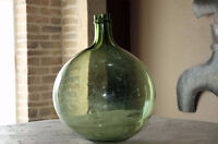 60 liter Glass container