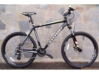 Cannondale large frame mountain bike