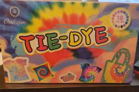 Tie dye 18 colour kit BNIB