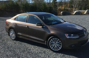 2012 VW Jetta TDI , Leather w/ NAV