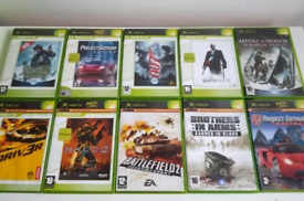 XBOX Games with Battlefield 2