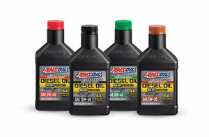 Max-Duty Synthetic Diesel Oils, 6.4, 6.7 PS, Duramax & Cummins