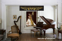 Harpist for your event