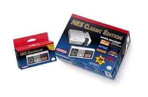 Nintendo Classic Edition - More stock coming :) London Ontario image 1