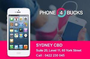 I PHONE 5 16GB GOOD CONDITION! Sydney City Inner Sydney Preview