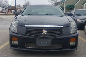 2005 Cadillac CTS 3.6L Luxury Sport