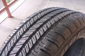 Single 225/60/17,235/55/17 all season tires