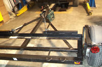 """## Motorhome, TOW DOLLY -- ACME ultralight """"EZE-TOW"""" ##"""